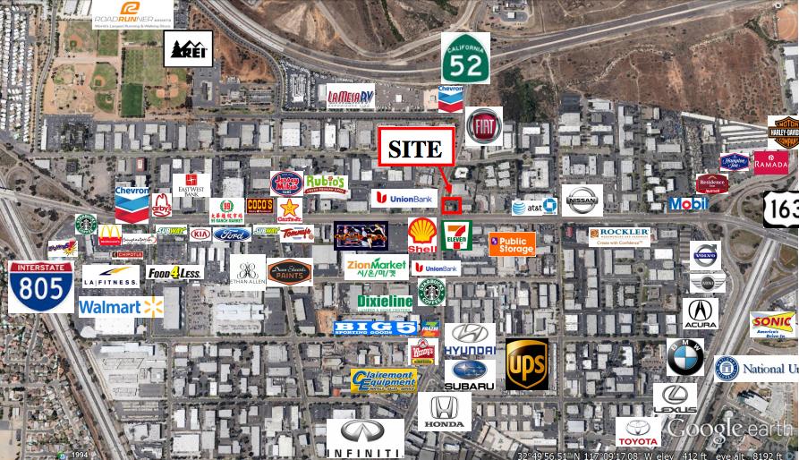 Bmw Kearny Mesa >> 7808 Clairemont Mesa Blvd | AVM Properties