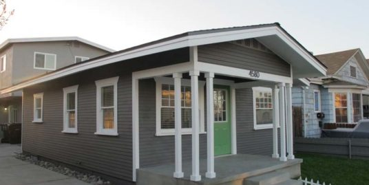 5 Completely Renovated Units