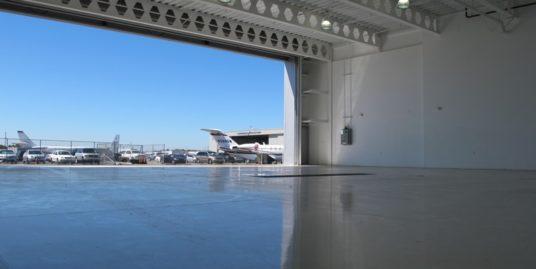 Airplane Hangar and Office Condo